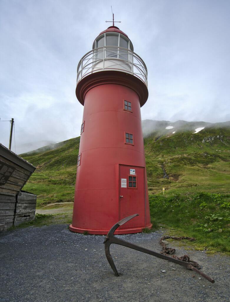 le phare du col de l'Oberalp