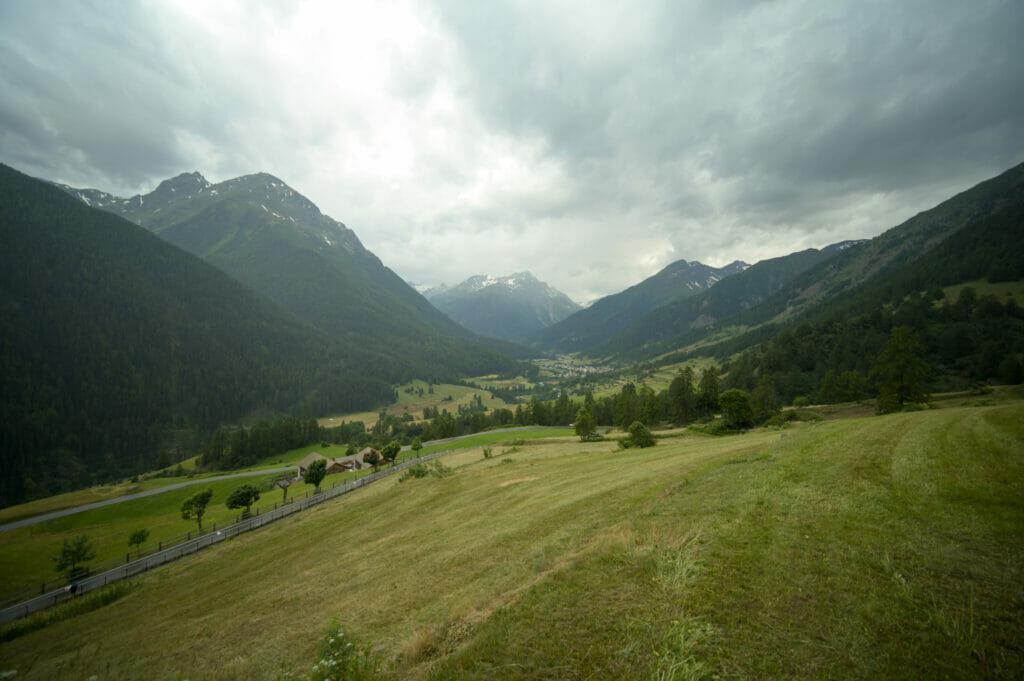valle de l'inn