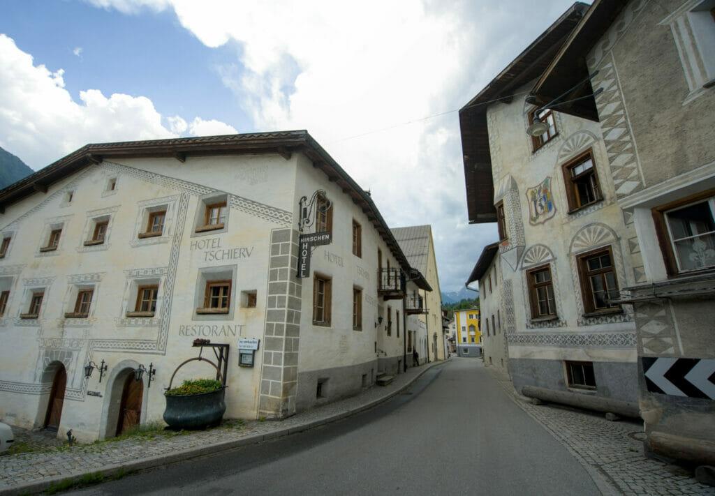 village müstair