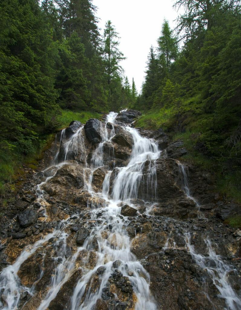 cascade alter zugenweg
