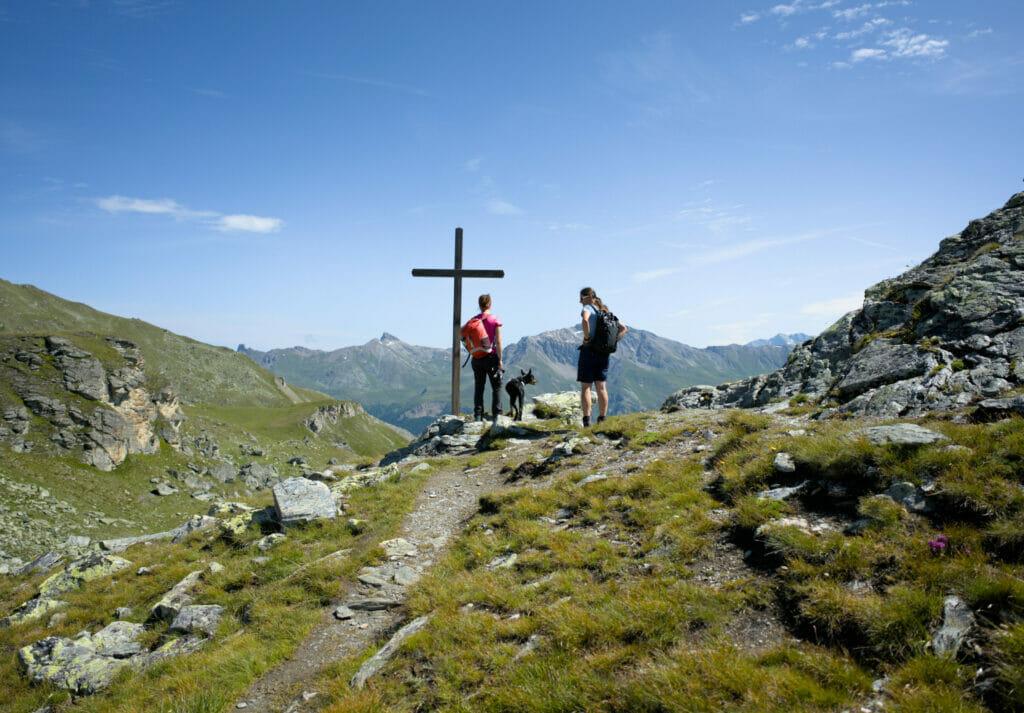 croix du col de la Meina