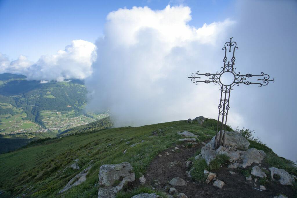 croix de la Dent de Valerette
