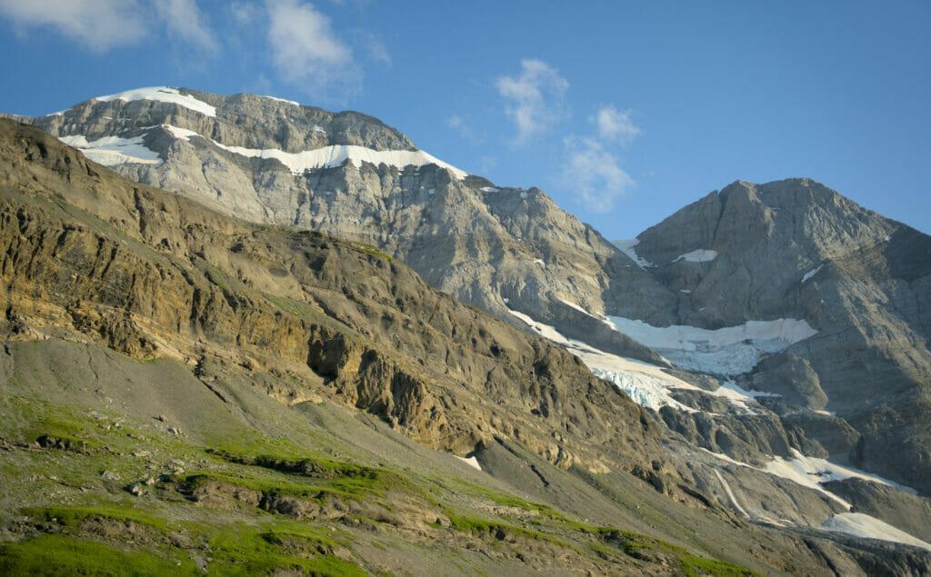 glacier du Ruan