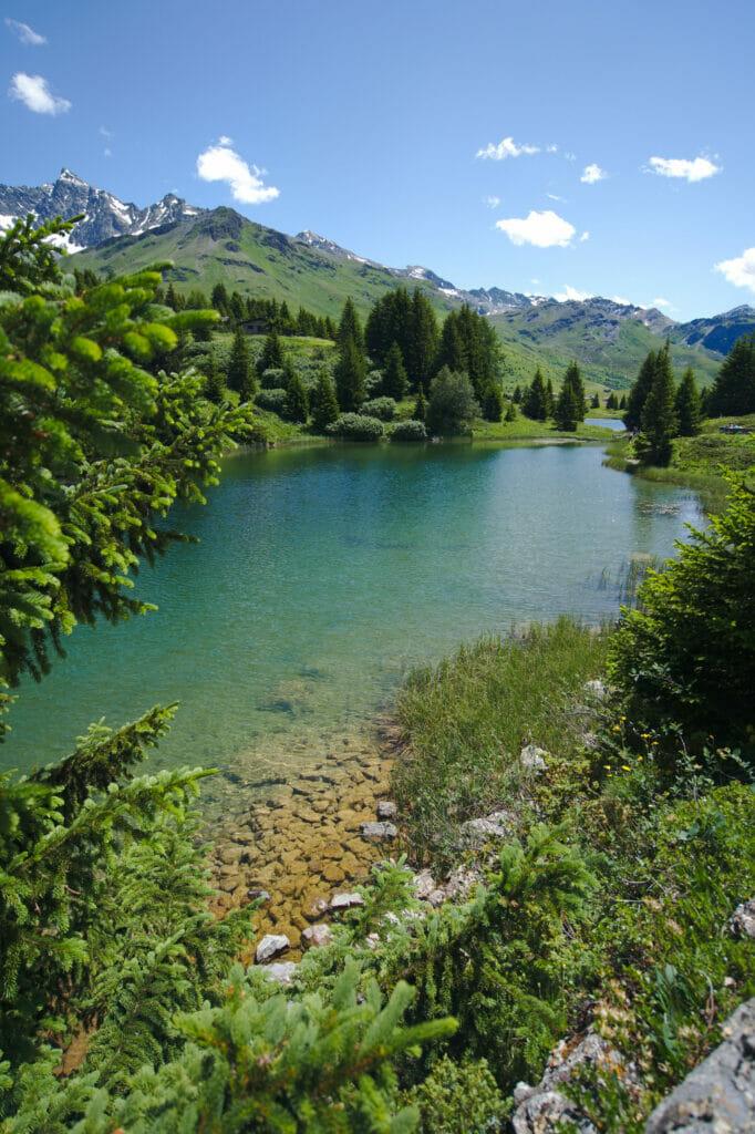 lacs de Flix