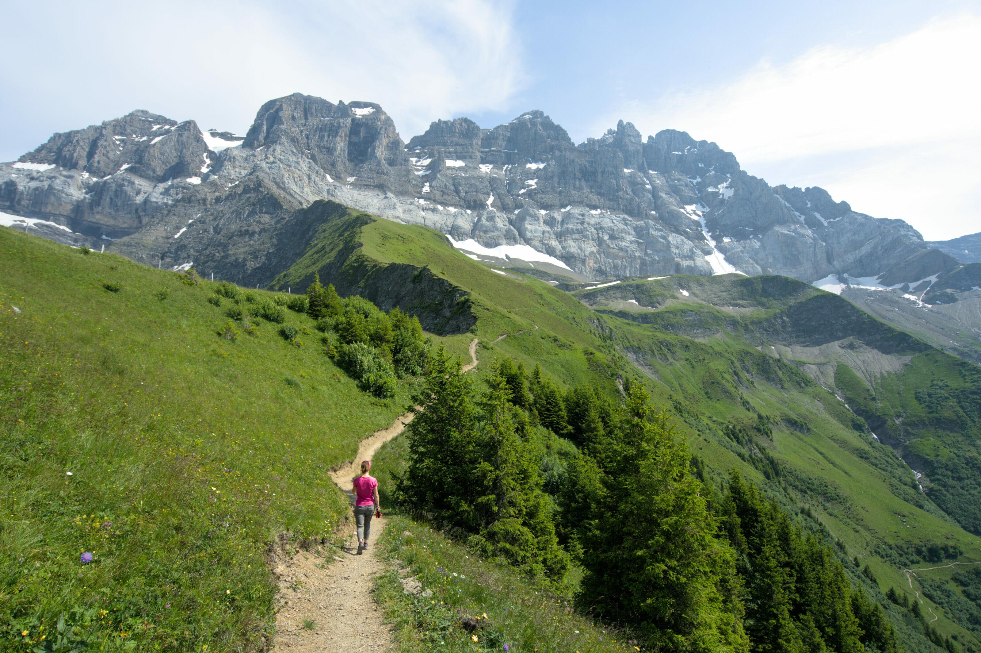 le tour des Dents du Midi en Valais